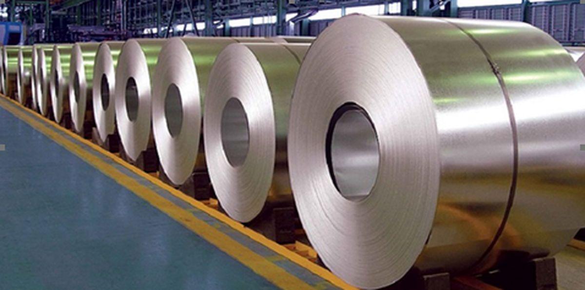 سهم تولید فولاد خوزستان در کشور نصف شد